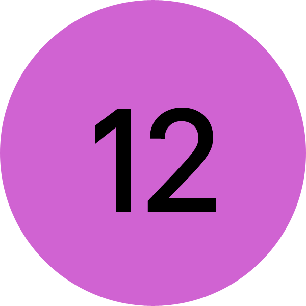 12: Accessibility